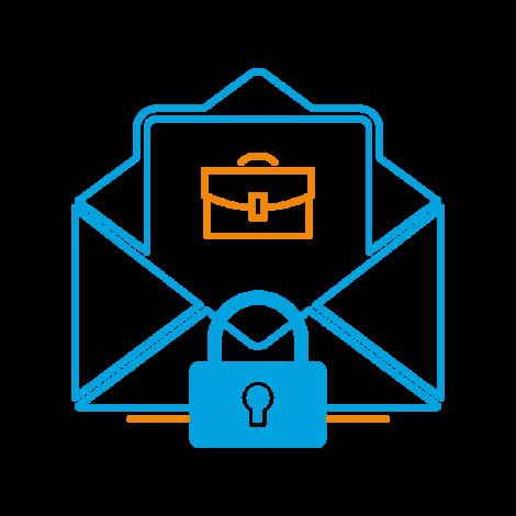Certum E-mail ID Business umożliwia wysyłanie korespondencji bez obaw, że uległa jakiejkolwiek modyfikacji.