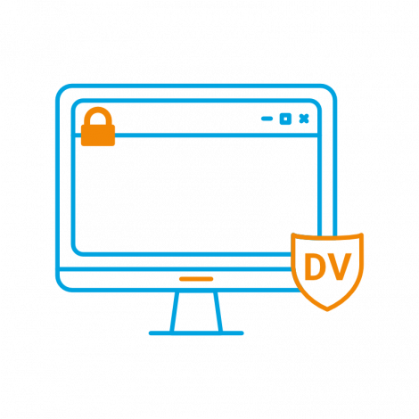 Podstawowy certyfikat SSL typu DV CERTUM Commercial