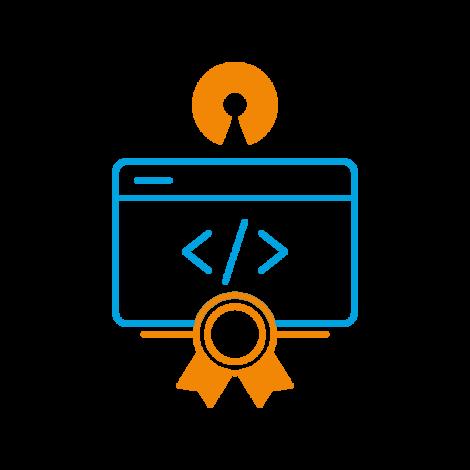 Certyfikat Open Source Code Signing jest przeznaczony dla programistów oraz producentów oprogramowania pracujących w ramach licencji Open Source.