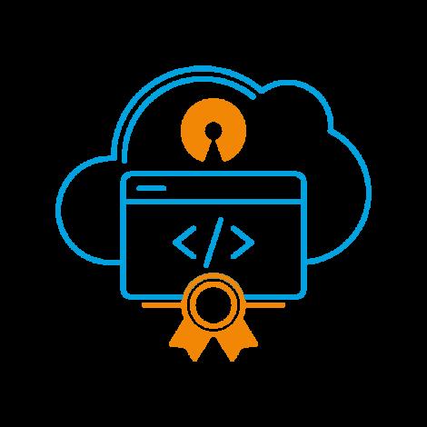 Certyfikat Open Source Code Signing jest przeznaczony dla programistów oraz producentów oprogramowania pracujących w ramach licencji Open Source