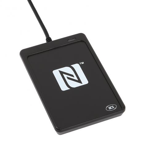 Czytnik NFC do obsługi eDowodów.