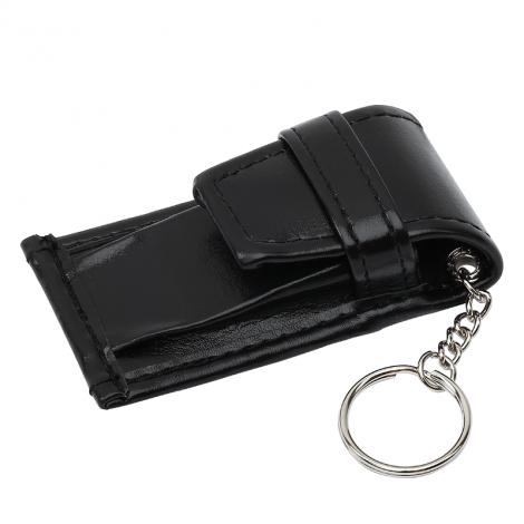 Ekskluzywne etuiCERTUMna czytnik kart mini w kolorze czarnym.
