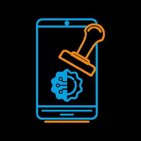 Pieczęć elektroniczna w chmurze zmieni Twojego smartfona w nowoczesne narzędzie pracy.