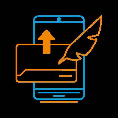 Przeniesienie kwalifikowane podpisu elektronicznego z karty do aplikacji mobilnej SimplySign