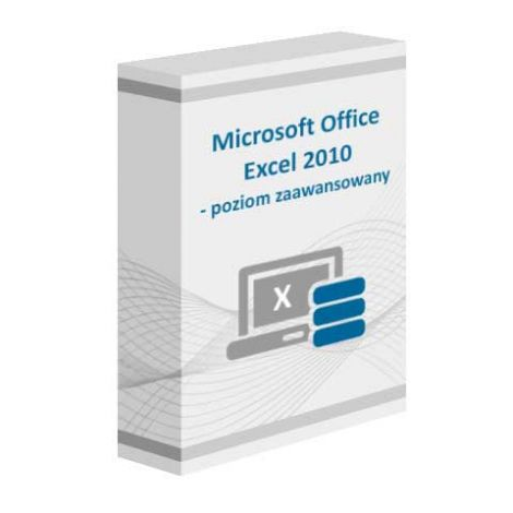 Szkolenie on-line: Microsoft Excel 2010 – poziom zaawansowany