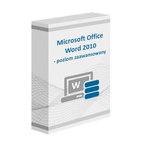 Szkolenie online na poziomie zaawansowanym z programu Microsoft Office Word 2010