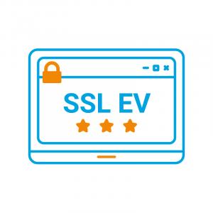 Certyfikat typu EV gwarantujący twojej stronie najwyższy poziom zaufania i uwierzytelnienia